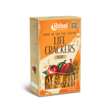 LIFE CRACKERS á la pizza RAW BIO 70 g