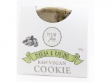 RAW VEGAN COOKIE Matcha a Rozinky 50 g