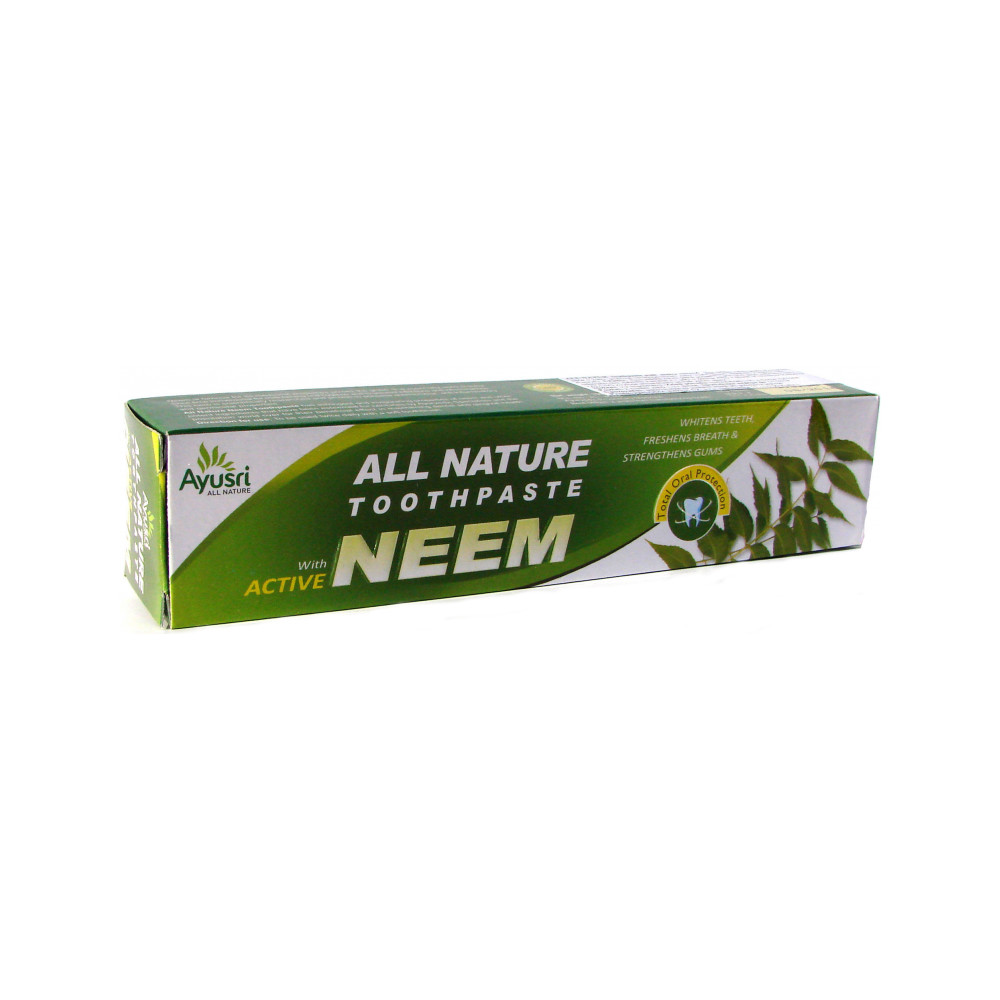 Zubní pasta Sahul ALL NATURE NEEM 100 g