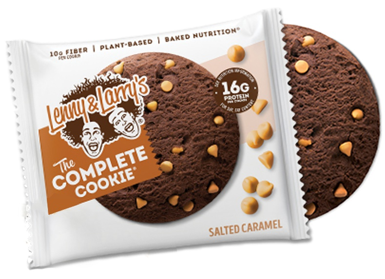 Lenny&Larry´s Complete Cookie-  SALTED CARAMEL