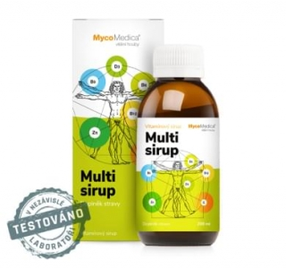 Multi Sirup 200 ml