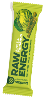 Bombus RAW Energy - Apple & Cinnamon 50 g