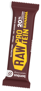 Bombus RAW Protein Bar - Banana 50 g