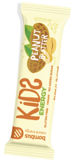 Bombus RAW Energy - KIDS PEANUT 40 g
