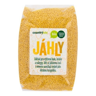 Country life - Jáhly 1 kg