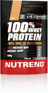 100 % WHEY PROTEIN biscuit 500 g