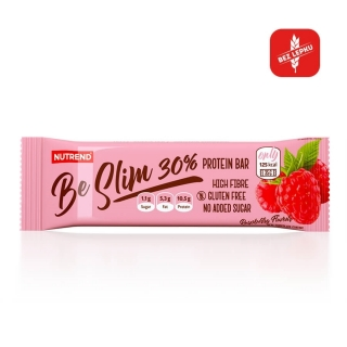 BE SLIM malina 35 g