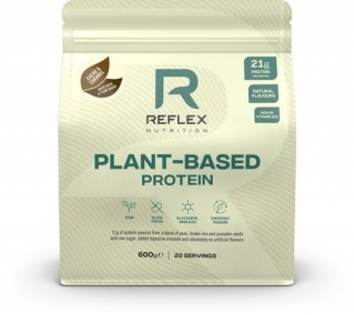 Reflex Plant Based Protein 600 g cacao caramel